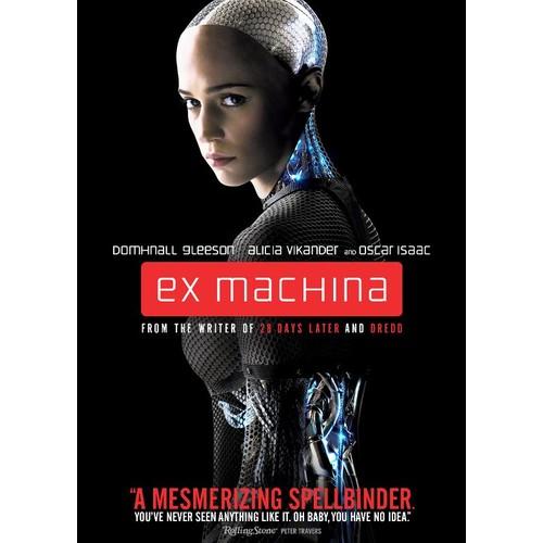 Ex Machina [DVD] [2015]