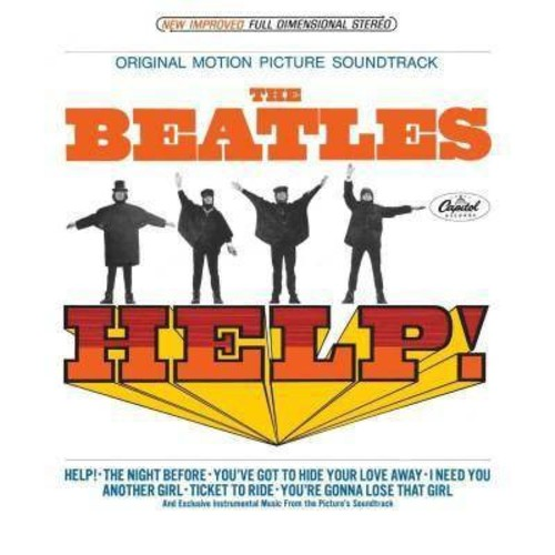 Help! [2014 Reissue] [CD]