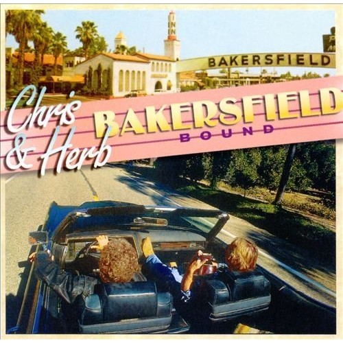 Bakersfield Bound [CD]