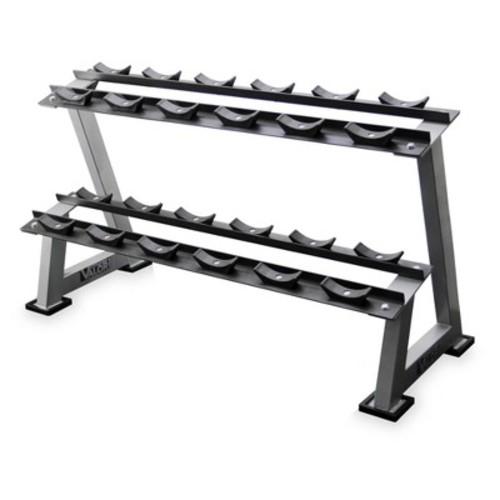Valor Fitness BG-10 6 Pair Dumbbell Rack