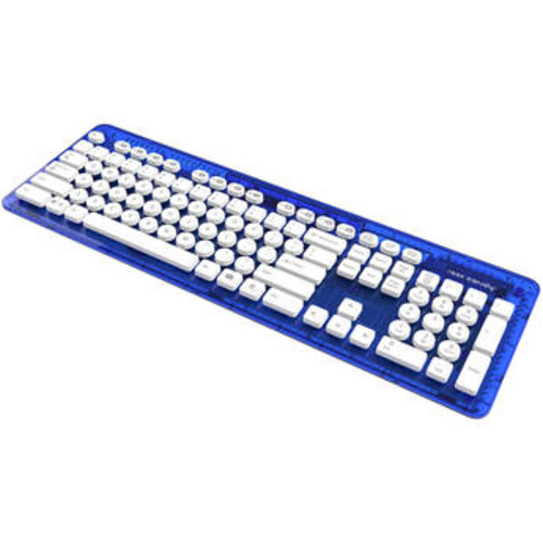 Rock Candy Wireless Keyboard (Blueberry Boom)