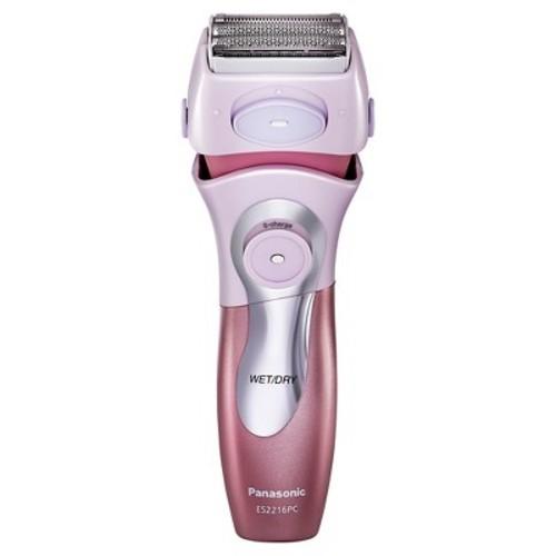 Panasonic Close Curves 4-Blade Wet & Dry Women's Rechargeable Electric Shaver - ES2216PC