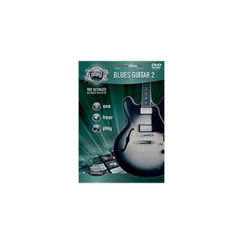 Alfred 00-34185 PLAY- Blues Guitar 2 - Music Book