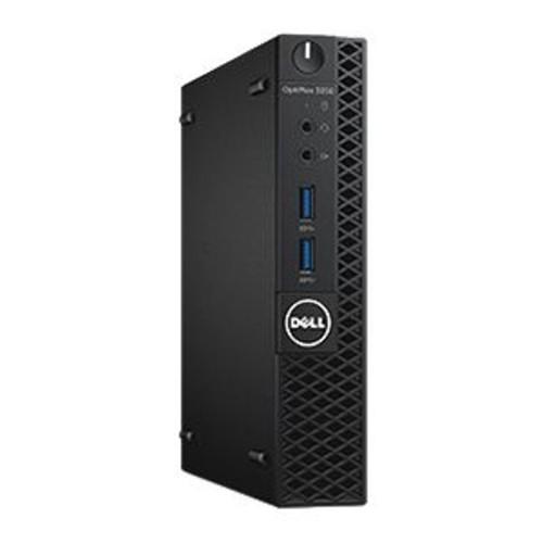 Dell OptiPlex 3050 Micro Business Desktop PC, Intel Core i5-7500T, 256GB SSD, 8GB RAM, WIN 10 Pro, Intel HD Graphic 630