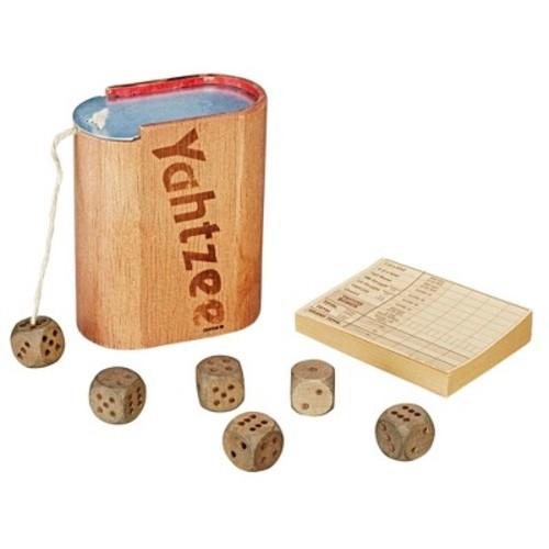 Yahtzee - Rustic Series Board Game