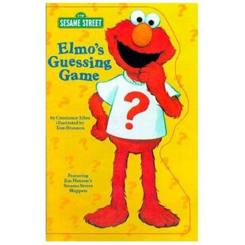 Elmos Guessing Game