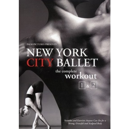 York City Ballet: The Complete Workout, Vol. 1 and 2 [2 Discs] [DVD]