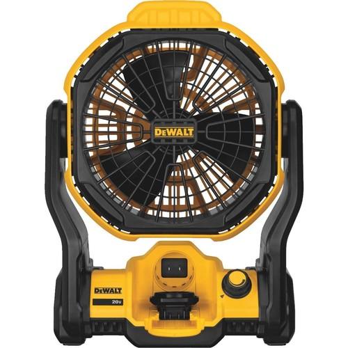 DeWalt 20V Corded/Cordless Jobsite Fan - Bare Tool - DCE511B