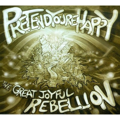 The Great Joyful Rebellion [CD]
