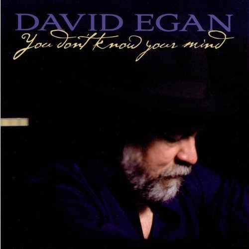 You Don't Know Your Mind [CD]