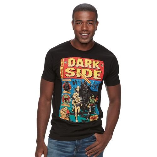 Star Wars Darth Vader Dark Side Sweatshirt - Black