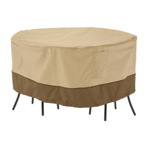 Classic Accessories Veranda Patio Bistro Table and Chair Set Cover - 71962