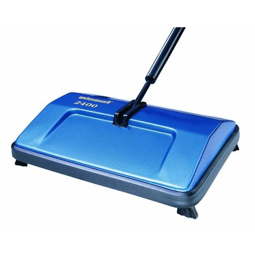 Bissell Sturdy Sweep Manual Carpet & Floor Sweeper - 2402