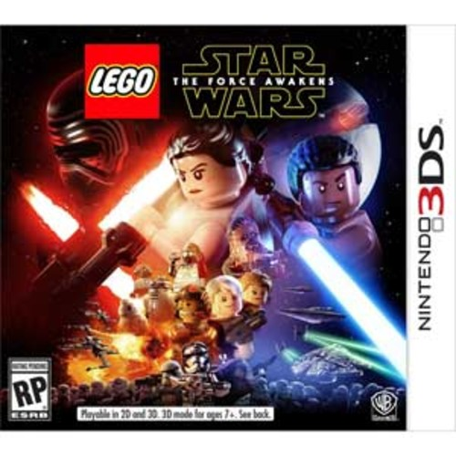 Star War The Force Awakens - 3DS