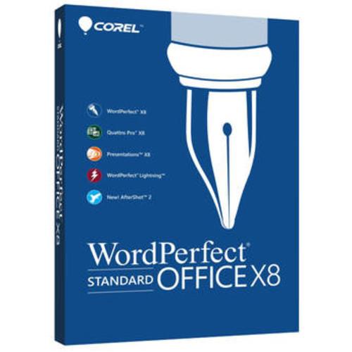 WordPerfect Office X8 Standard Edition (Download)