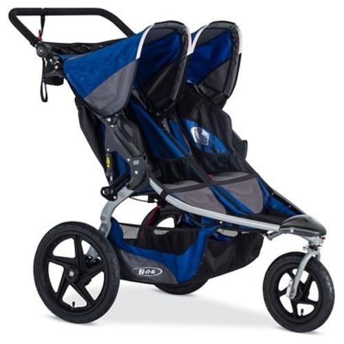 2016 BOB Stroller Strides Duallie Jogging Stroller - Blue