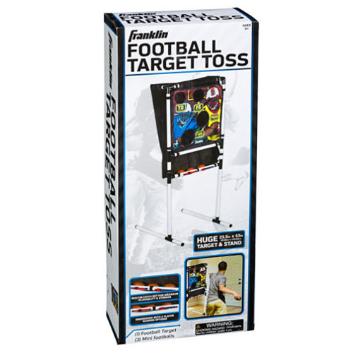 Franklin Sports Camping & Hiking Gear Franklin Sports Football Target Toss