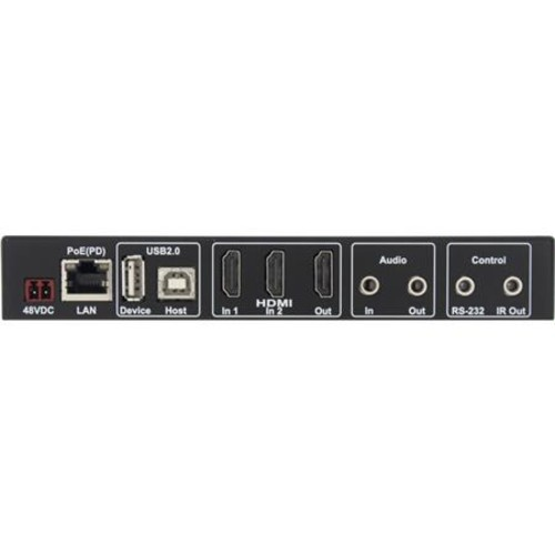Aurora Multimedia 4K UHD 1Gbps Streaming Transceiver Unit