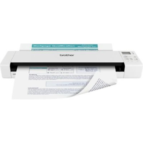 Brother DS-920DW Wireless Mobile Duplex Color Page Scanner, Refurbished