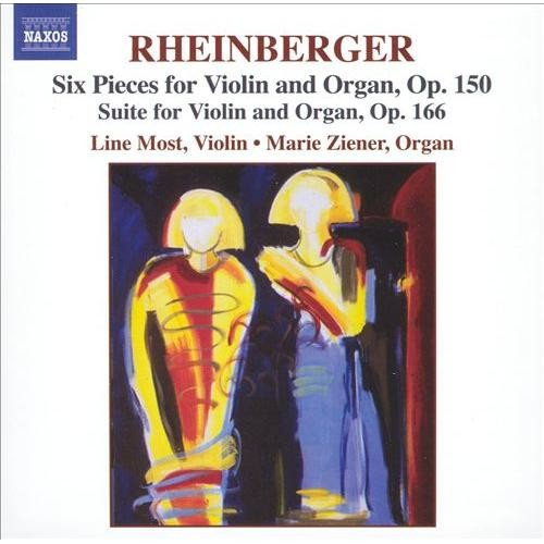 Rheinberger: works For Violin And Org CD (2005)