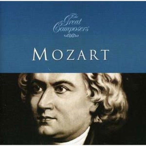 The Great Composers: Mozart (Audio CD)