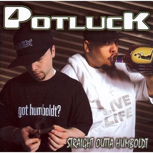 Straight Outta Humboldt [CD] [PA]