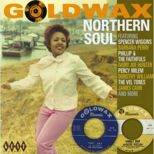Goldwax Northern Soul [CD]