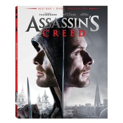 Assassin's Creed (Blu-ray + DVD + Digital)