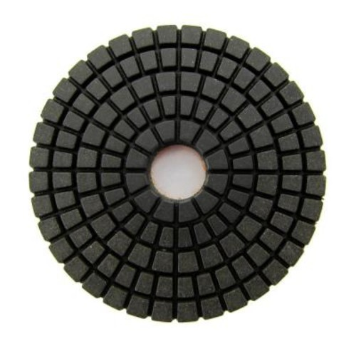 Archer USA 3 in. #100 Grit Wet Diamond Polishing Pad for Stone