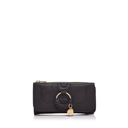 SEE BY CHLOÉ Hana Leather Continental Wallet