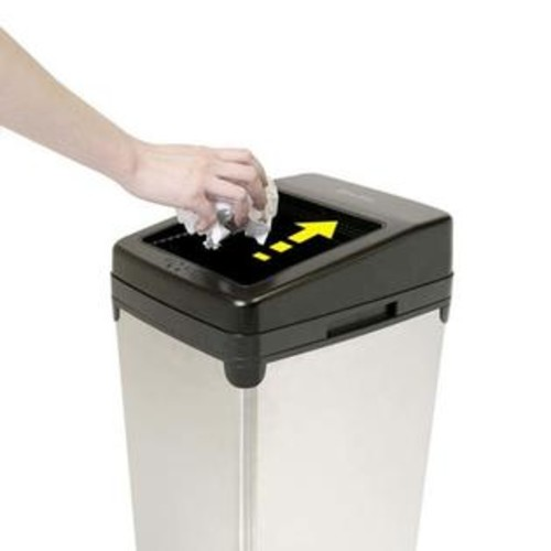 iTouchless 14 Gallon Automatic Touchless Trash Can SX