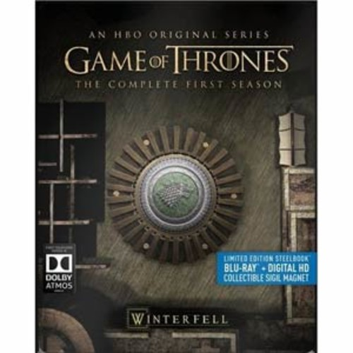Game of Thrones: The Complete First Season [Blu-Ray] [Digital HD]