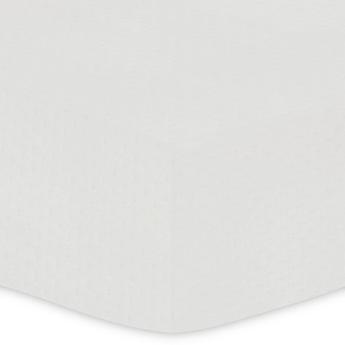 Kushies Waterproof Changing Pad Cover in White
