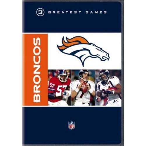NFL Greatest Games Series: Denver Broncos Greatest Games