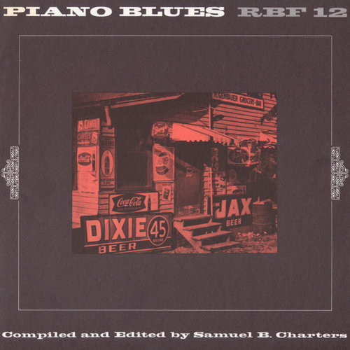 Piano Blues [Smithsonian] [CD]