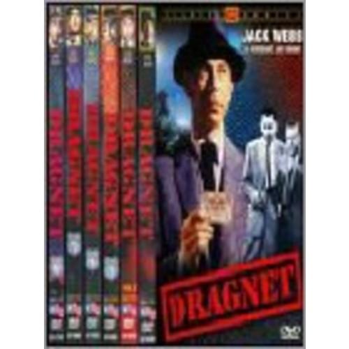 Dragnet, Vols. 1-6 [6 Discs] [DVD]
