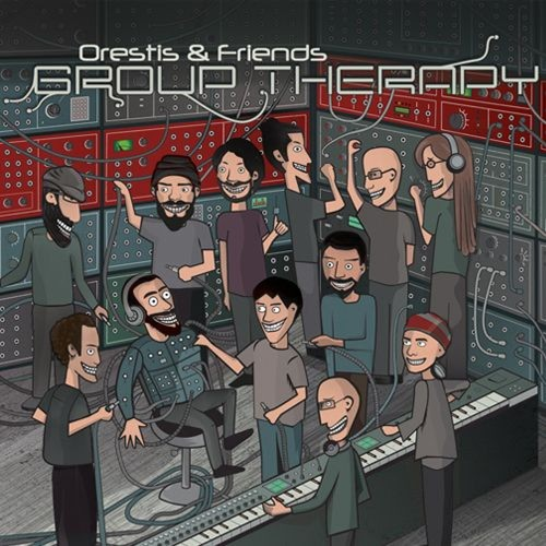 Orestis & Friends: Group Therapy [CD]