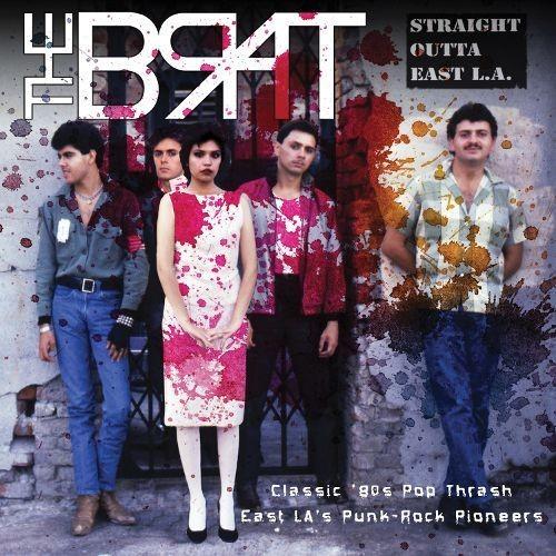 Straight Outta East LA [LP] - VINYL