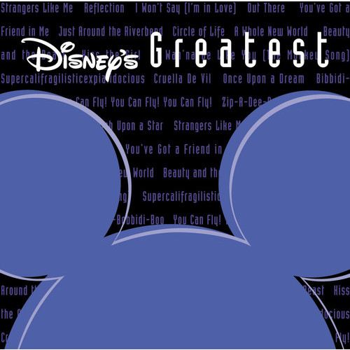 Disney's Greatest, Vol. 1 (CD)