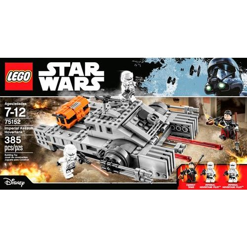 LEGO - Star Wars Imperial Assault Hovertank