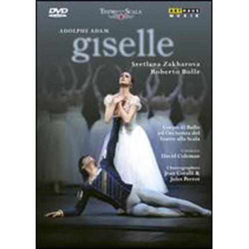 Giselle WSE 2/DD5.1/DTS