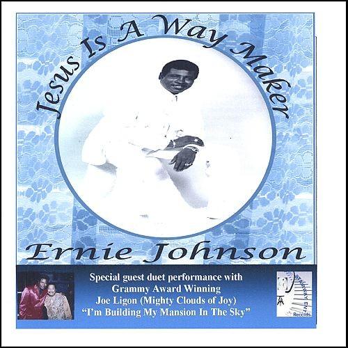 Jesus is a Way Maker [CD]