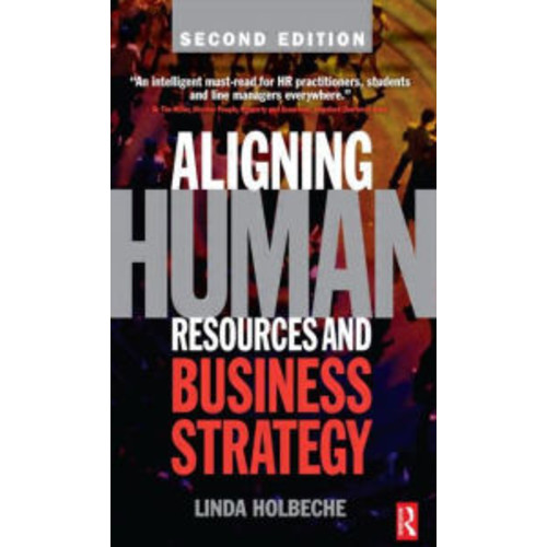 Aligning Human Resources & Business Strategy / Edition 2