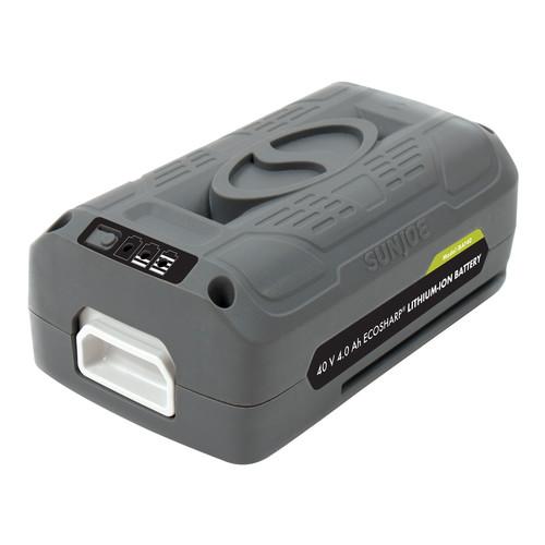 Snow Joe iBAT40 iON 40-Volt EcoSharp Lithium-Ion Battery -