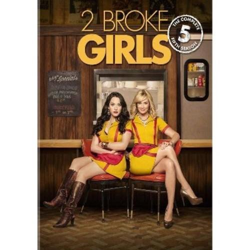 2 Broke Girls:Complete Fifth Season (DVD)