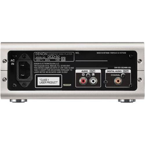 Denon Compact CD/USB Media Player &Controller