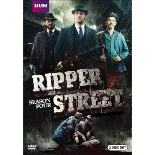 Ripper Street: Season Four (DVD)