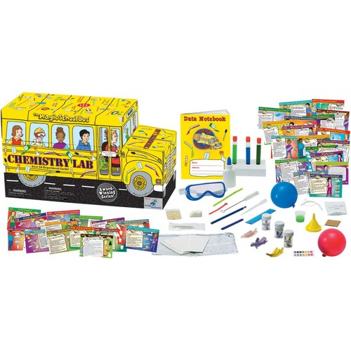 The Magic School Bus Chemistry Lab