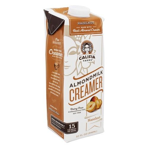 Almond Milk Creamer Hazelnut - 32 fl. oz.