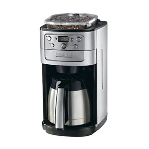 Cuisinart Grind & Brew Thermal 12-Cup Programmable Coffeemaker